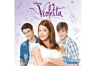 OST/VARIOUS - Violetta-Der Original-Soundtrack zur TV-Serie [CD]