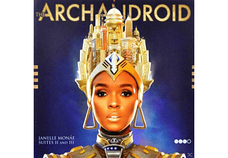 Janelle Monae - The Archandroid [CD]