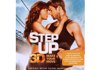 VARIOUS, O.S.T. - Step Up 3d [CD]