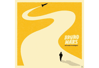 Bruno Mars - Doo-Wops + Hooligans - (CD)
