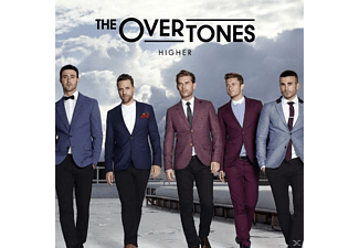The Overtones - Higher - (CD)