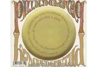Neil Young;Crazy Horse -  Psychedelic Pill [CD]