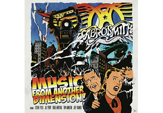 Aerosmith - Music From Another Dimension [CD]