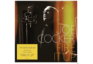 Joe Cocker - FIRE IT UP [CD]