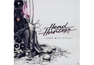 Headhunterz, VARIOUS - Hard With Style - (CD)