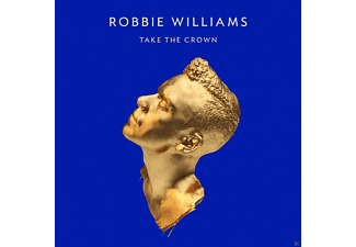 Robbie Williams - TAKE THE CROWN - (CD)