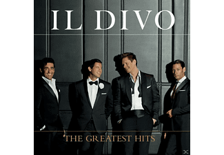 Il Divo - The Greatest Hits CD