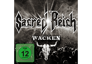 Sacred Reich - LIVE AT WACKEN OPEN AIR - (CD + DVD Video)
