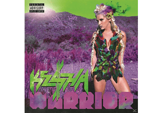 Ke$ha - Warrior [CD]
