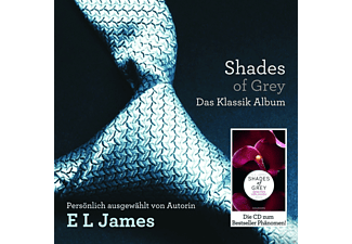 VARIOUS - Shades Of Grey - Das Klassik-Album [CD]