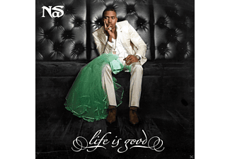 Nas - Life Is Good [CD]