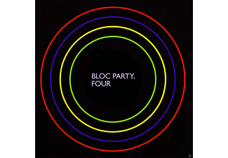 Bloc Party - Four - (CD)