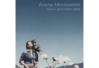 Alanis Morissette - HAVOC AND BRIGHT LIGHTS - (CD)