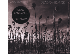 Dead Can Dance - Anastasis - (CD)