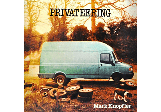Mark Knopfler - PRIVATEERING [CD]
