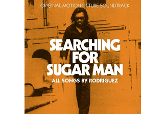 Rodriguez, Detroit Symphony - Searching For Sugar Man - (CD)