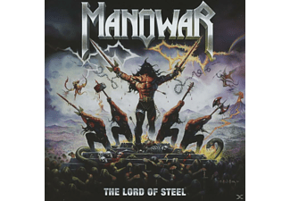 Manowar - The Lord Of Steel - (CD)