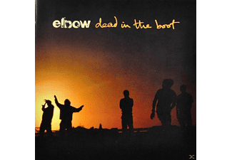 Elbow - DEAD IN THE BOOT - (CD)