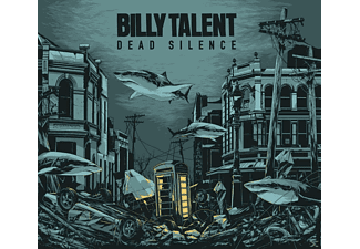 Billy Talent - DEAD SILENCE - (CD)