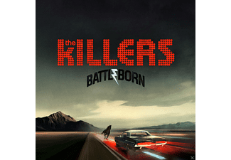 The Killers - BATTLE BORN - (CD)