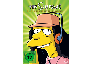 Die Simpsons - Staffel 15 - (DVD)