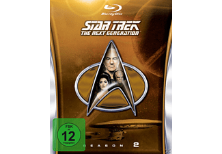 Star Trek: The Next Generation – Staffel 2 [Blu-ray]