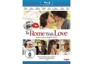 To Rome with Love - (Blu-ray)