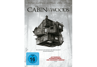 The Cabin in the Woods - (DVD)
