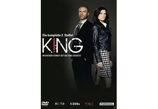 King  - Staffel 2 [DVD]