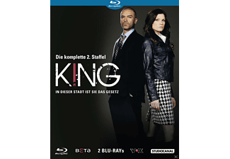 King   2. Staffel [Blu-ray]