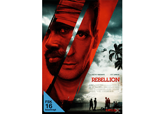 REBELLION - (DVD)