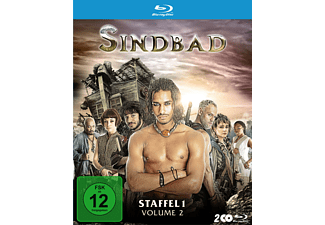 Sindbad - Staffel 1, Volume 2 [Blu-ray]
