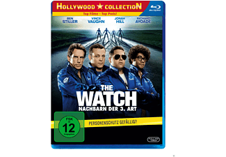 The Watch – Nachbarn der 3. Art - (Blu-ray)