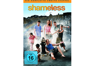 Shameless - Staffel 2 - (DVD)