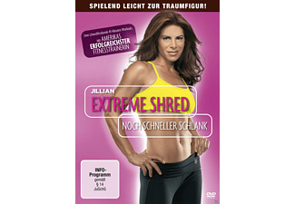 Jillian Michaels - Extreme Shred - Noch schneller Schlank - (DVD)