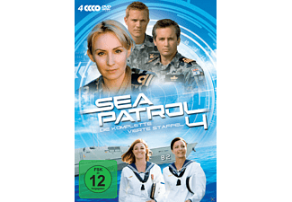 SEA PATROL 4.STAFFEL [DVD]