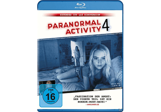 Paranormal Activity 4 [Blu-ray]