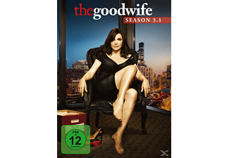 The Good Wife - Staffel 3.1 [DVD]