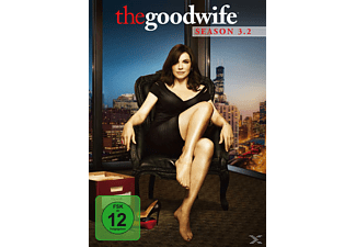 The Good Wife - Staffel 3.2 [DVD]