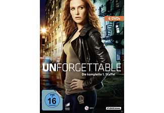 Unforgettable - Staffel 1 [DVD]