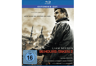 96 Hours - Taken 2 (Extended Cut) - (Blu-ray)