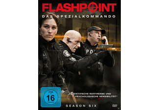FLASHPOINT - STAFFEL 6 - (DVD)