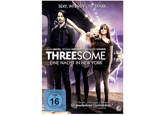 Threesome - Eine Nacht in New York [DVD]