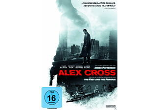 Alex Cross - (DVD)