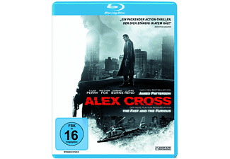 ALEX CROSS - (Blu-ray)