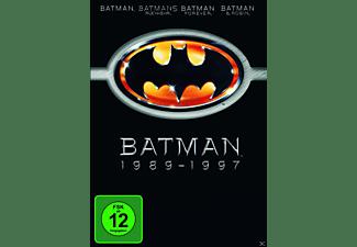 batman 1 4 dvd film boxen film specials dvd mediamarkt. Black Bedroom Furniture Sets. Home Design Ideas