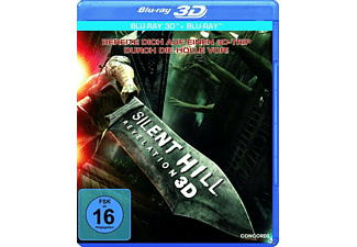 Silent Hill: Revelation 3D - (3D Blu-ray)