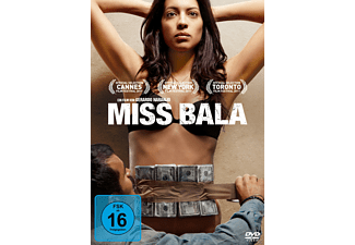 Miss Bala Thriller DVD