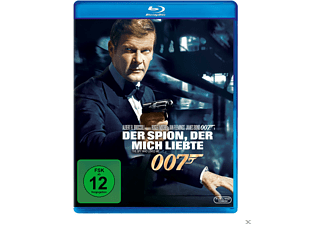 James Bond - Der Spion, der mich liebte Action Blu-ray