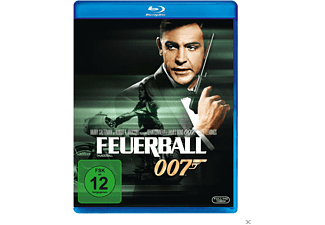 James Bond - Feuerball Action Blu-ray